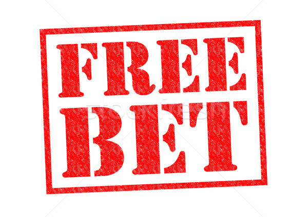 FREE BET Stock photo © chrisdorney
