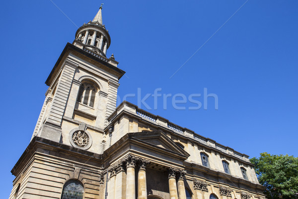 All Saints Church in Oxford Stock photo © chrisdorney
