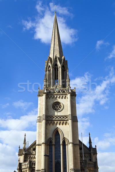 St. Michael's Church in Bath Stock photo © chrisdorney