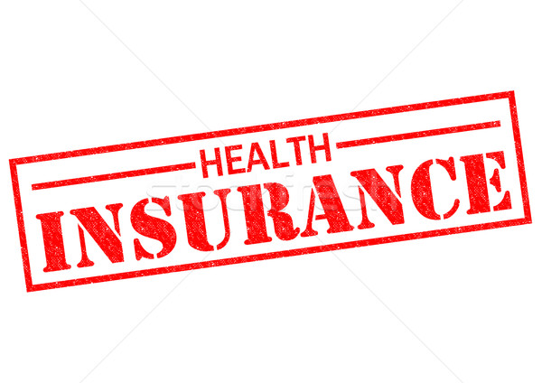 HEALTH INSURANCE Stock photo © chrisdorney