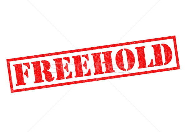 FREEHOLD Stock photo © chrisdorney