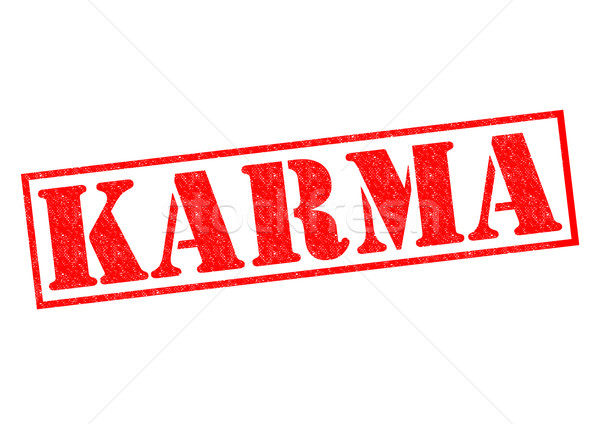 KARMA Stock photo © chrisdorney