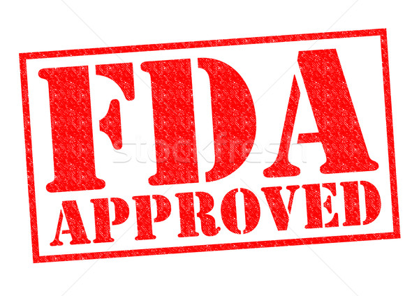 FDA APPROVED Stock photo © chrisdorney