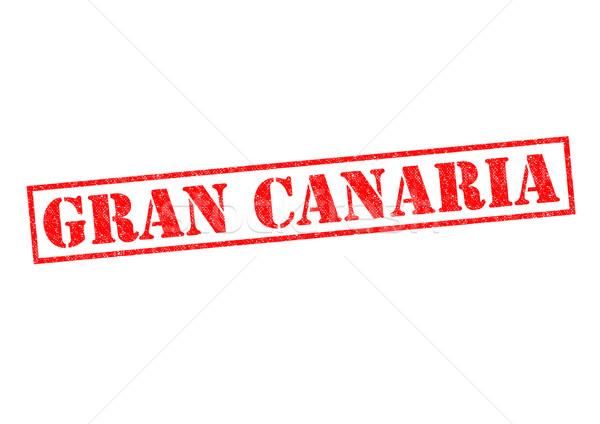 GRAN CANARIA Stock photo © chrisdorney