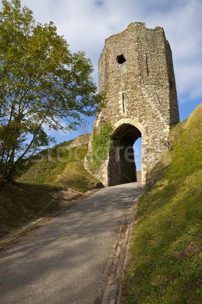 Colton's Gate at Dover Castle Stock photo © chrisdorney