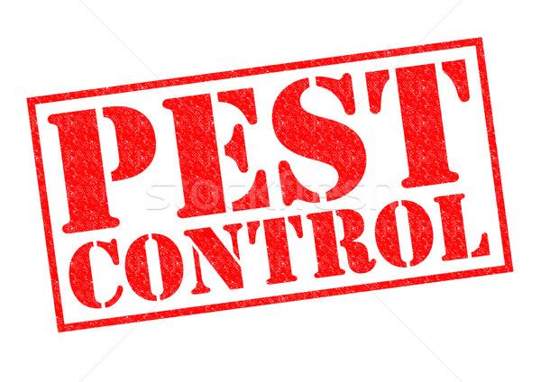PEST CONTROL Stock photo © chrisdorney