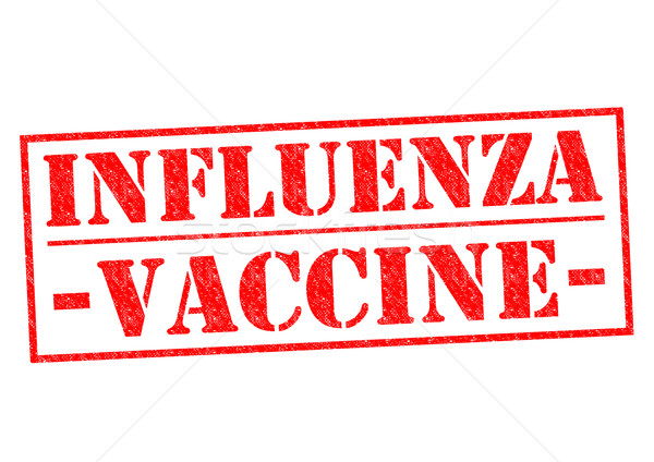 INFLUENZA VACCINE Stock photo © chrisdorney