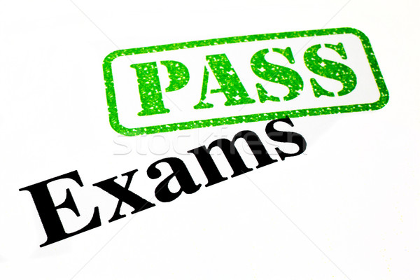 Passed Your Exams Stock photo © chrisdorney