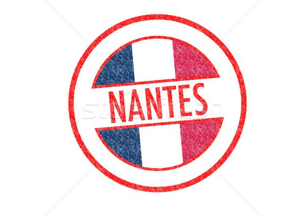 NANTES Stock photo © chrisdorney
