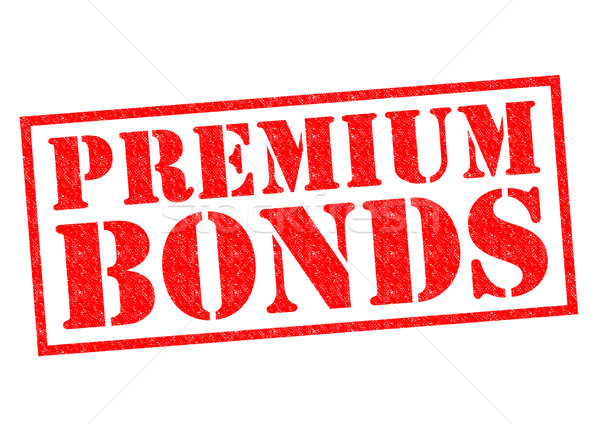 PREMIUM BONDS Stock photo © chrisdorney