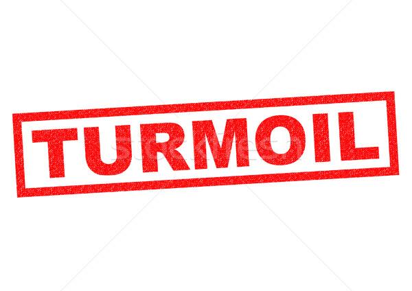 TURMOIL Stock photo © chrisdorney