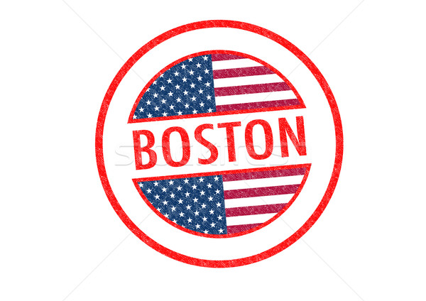 BOSTON Stock photo © chrisdorney