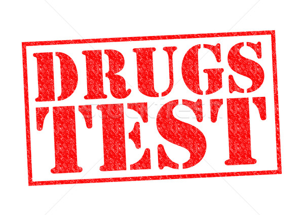 DRUGS TEST Stock photo © chrisdorney