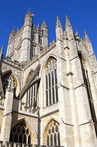 Bath Abbey Stock photo © chrisdorney