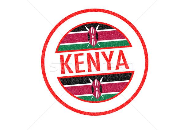 KENYA Stock photo © chrisdorney
