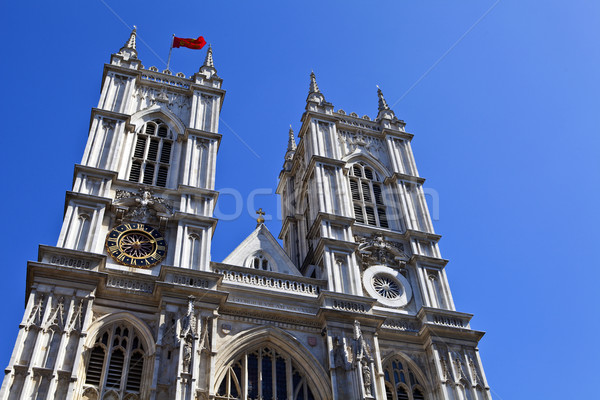 Westminster apátság London gyönyörű város templom Stock fotó © chrisdorney