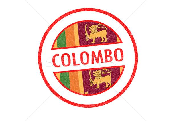 COLOMBO Stock photo © chrisdorney