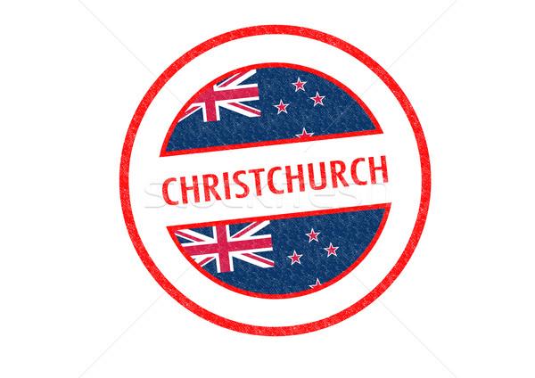 CHRISTCHURCH Stock photo © chrisdorney