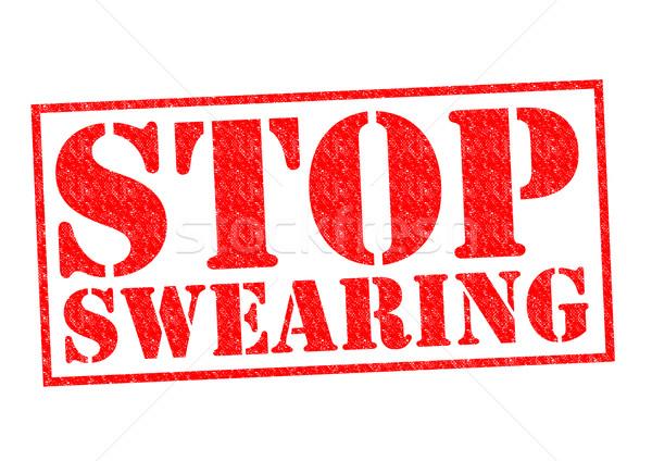 Stock fotó: Stop · piros · pecsét · fehér · törvény · gomb