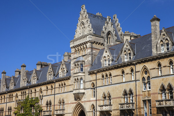 Christ Church College at Oxford University Stock photo © chrisdorney