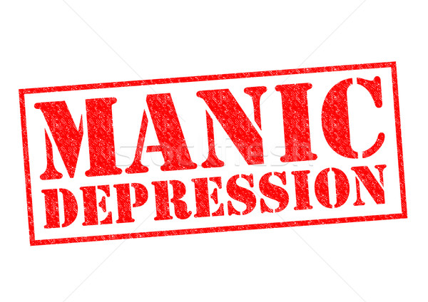 MANIC DEPRESSION Stock photo © chrisdorney