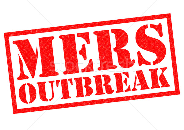 MERS OUTBREAK Stock photo © chrisdorney