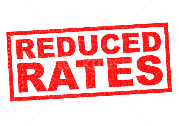 REDUCED RATES Stock photo © chrisdorney