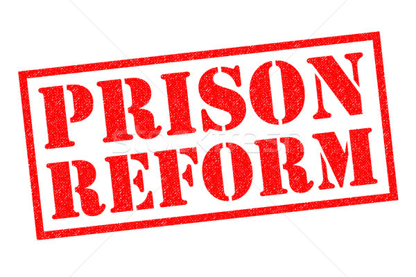 PRISON REFORM Stock photo © chrisdorney