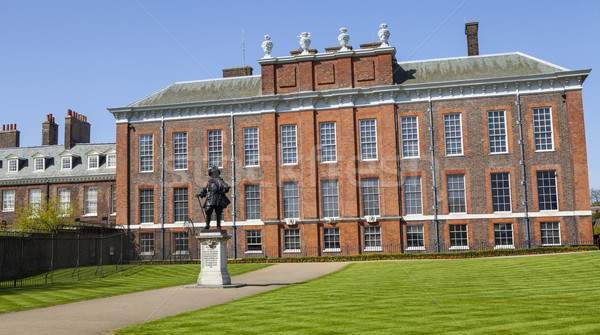 Kensington Palace in London Stock photo © chrisdorney