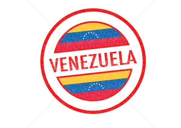 VENEZUELA Stock photo © chrisdorney