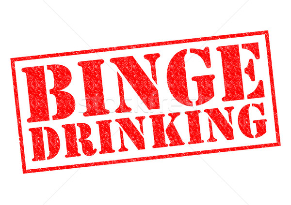 BINGE DRINKING Stock photo © chrisdorney