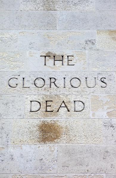 The Cenotaph in London Stock photo © chrisdorney