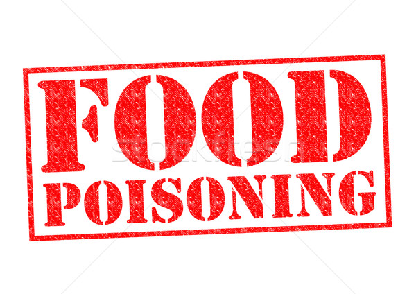 FOOD POISONING Stock photo © chrisdorney