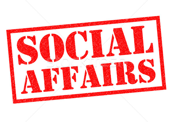 SOCIAL AFFAIRS Stock photo © chrisdorney