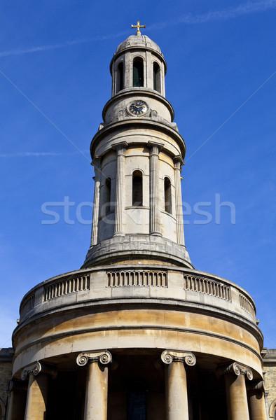St. Mary's Bryanston Square in London Stock photo © chrisdorney
