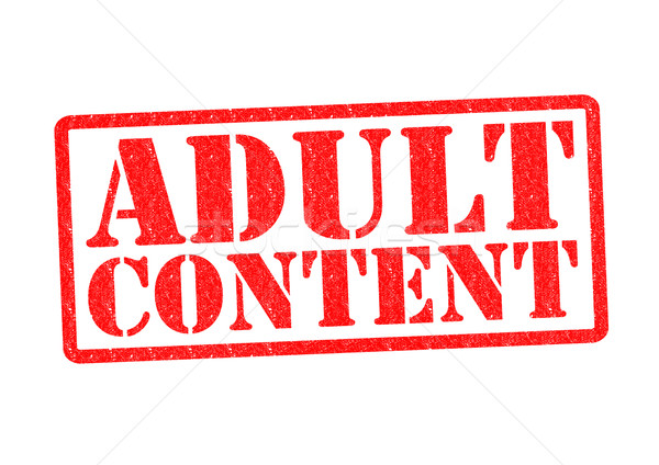 ADULT CONTENT Stock photo © chrisdorney