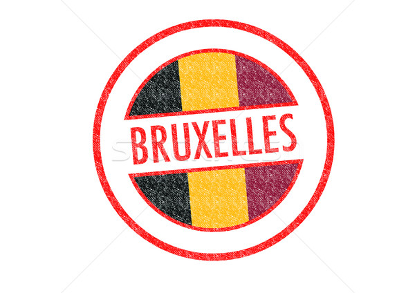 BRUXELLES Stock photo © chrisdorney