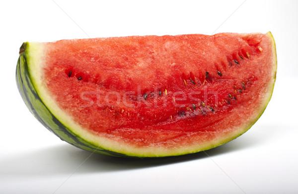 Watermelon Slice Stock photo © chrisdorney