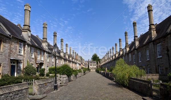 Vicars' Close in Wells Stock photo © chrisdorney