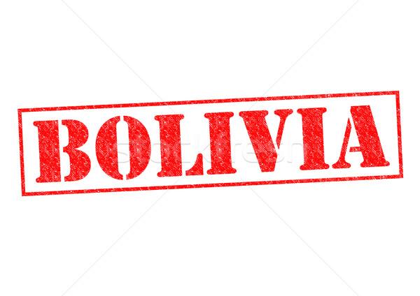 BOLIVIA Stock photo © chrisdorney