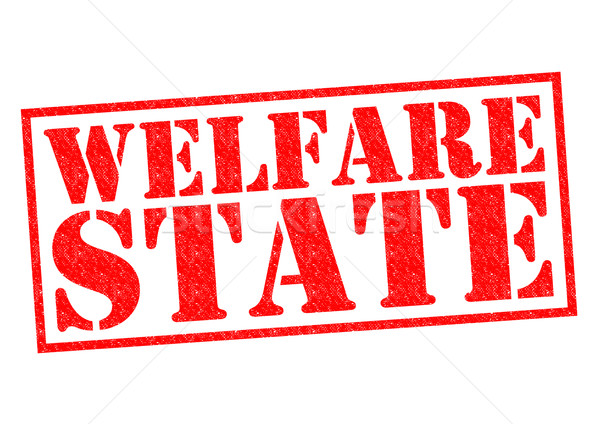 Stock photo: WELFARE STATE