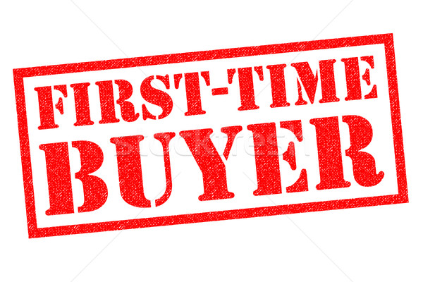 FIRST-TIME BUYER Stock photo © chrisdorney
