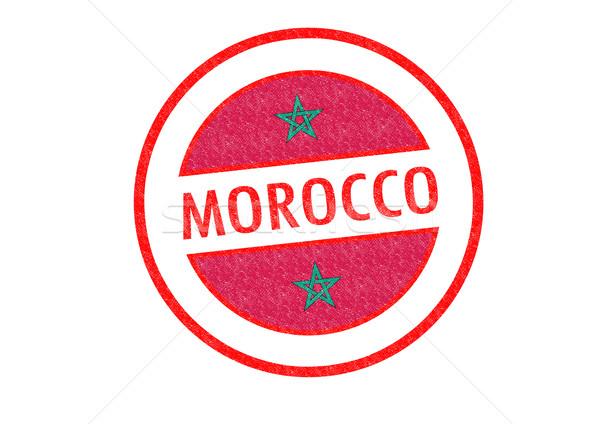 MOROCCO Stock photo © chrisdorney