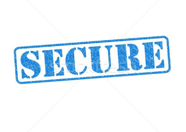 SECURE Stock photo © chrisdorney