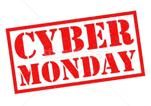 CYBER MONDAY Stock photo © chrisdorney
