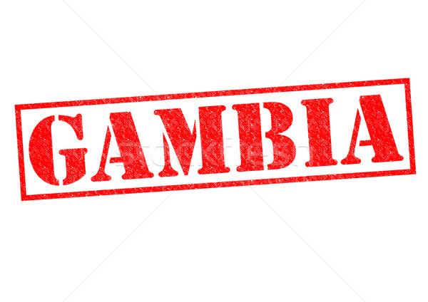 GAMBIA Stock photo © chrisdorney