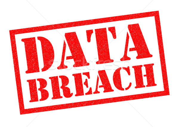 Stock photo: DATA BREACH