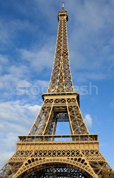 Eiffel Tower in Paris Stock photo © chrisdorney