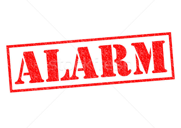ALARM Stock photo © chrisdorney