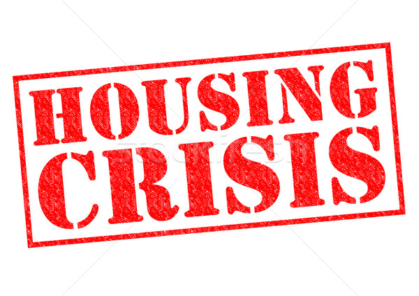 HOUSING CRISIS Stock photo © chrisdorney